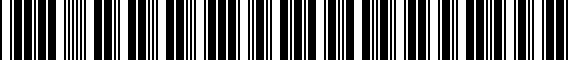 Barcode for 3G0071496A8Z8