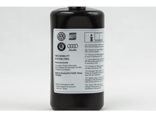 Diagram Tire Sealant (8E0012619) for your Volkswagen Beetle