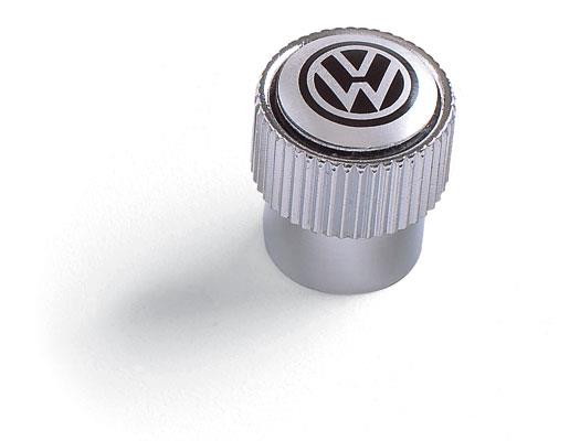 Diagram Valve Stem Caps - Black on Silver (ZVW355005A) for your Volkswagen Beetle